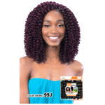 MODEL MODEL Glance Crochet Braid 2X Spiral Wand Curl