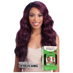 MODEL MODEL Synthetic L-Part Wig Jacy