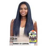 MODEL MODEL Synthetic Freedom Part Wig Number 101 Center