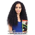 """Model Model Pose Peruvian Dashing Curl 7pcs 16"""",18"""",20"""""""