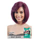 MODEL MODEL Deep Invisible L-Part Lace Front Wig Bright Meadow