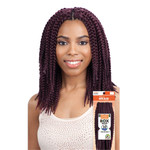 MODEL MODEL Glance Crochet Braid Mega Box Braid 10""