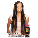 MODEL MODEL 6X King Jumbo Braid, 100% Kanekalon