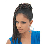 Femi Caribbean Dread Locs 2X Jamaica Braid, 2 in 1 Value Pack