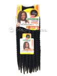 "Femi 2X Pre-Twist Senegalese Max 14"", Caribbean Crochet Mambo"