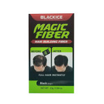 BLACKICE Magic Fiber Hair Building Fiber BLACK