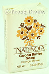 Nadinola Cocoa Butter Soap for rough, dry skin 3 oz