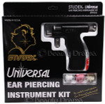 Studex Universal Ear Piercing Kit with Ear Piercing Gun