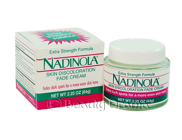 Nadinola Skin Fade Cream EXTRA STRENGTH Face and Body ...