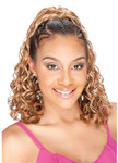 Model Model Drawstring Ponytail Caicos