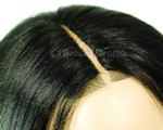 Model Model DreamWeaver 100% Human Hair Invisible Part Closure