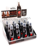 NICKA K Tyche Black Heat Protector Flat Iron Spray Bulk Display Set