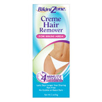 Bikini Zone Creme Hair Remover for Bikini Area Sensitive Formula
