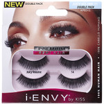 i.ENVY Double Pack Lashes Juicy 12