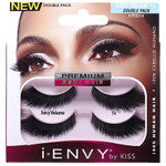 i.ENVY Double Pack Lashes Juicy 14
