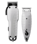 Andis Professional Barber Combo Clipper & Trimmer Combo Kit, #66325