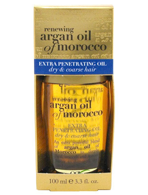 Organix Moroccan Argan Oil Extra Instant Shine And
