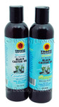 Tropic Isle Living Natural Black Castor Oil Shampoo & Conditioner Set