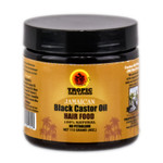 Tropic Isle Living Jamaican Black Castor Oil Hair Food 4 oz