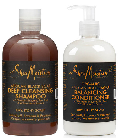 Dry Itchy Scalp Shampoo