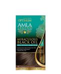Optimum AMLA Legend Miraculous Black Oil Hair Color - Natural Brown