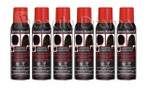 Jerome Russell Spray on Hair Color Thickener JET BLACK 6 pcs Deal