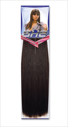 JBS She Yaky WVG Human Hair Blend Weave Hair Extension At Beauty