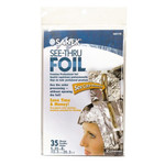 GRAHAM See-Thru Foil, Smooth, 35ct. Sheets