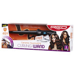 Red by Kiss Curling Wand Tapered Barrel 1 -1/2''