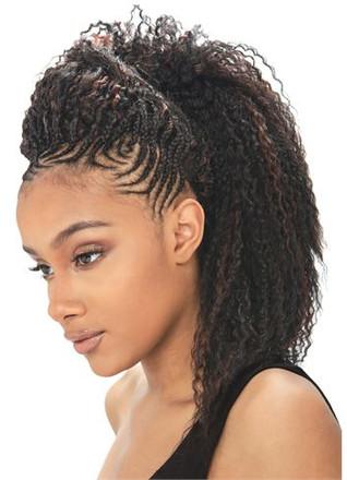 MODEL MODEL Equal Brazilian Curl Bulk Synthetic Braiding Hair