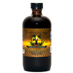 Sunny Isle Original Authentic Jamaican Black Caster Oil Extra Dark 4 oz