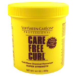 Softsheen Carson Care Free Curl Cold Wave Chemical Rearranger 14.1 oz