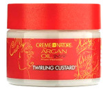 Creme of Nature Argan Oil Twirling Custard 11.5 oz