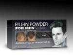 Cover Your Gray Fill-in Powder with Procapil For Men-Black