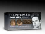 Cover Your Gray Fill-in Powder with Procapil For Men-Dark Brown