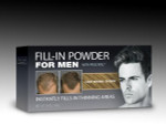 Cover Your Gray Fill-in Powder with Procapil Men-Light Brown / Blonde