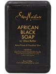 Shea Moisture African Black Soap Black Soap 8 oz
