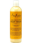 Shea Moisture Raw Shea Butter Body Wash 13 oz