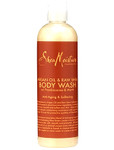 Shea Moisture Argan Oil & Raw Shea Butter Body Wash 13 oz