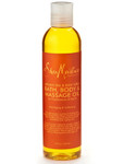 Shea Moisture Argan Oil & Raw Shea Butter Body Oil 8 oz