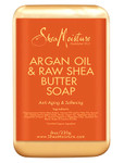 Shea Moisture Argan Oil & Raw Shea Butter Soap 8 oz