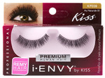 Kiss i ENVY 100% Human Eyelash Full Strip Au Naturale 01, KPE08