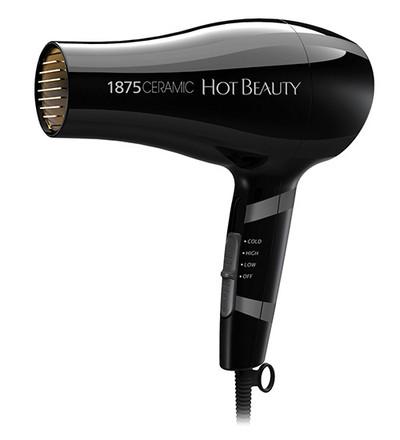Hot Beauty 1875 Blow Dryer, HBD01