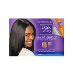 Dark and Lovely Healthy Gloss 5 Shea Moisture No-Lye Relaxer - Regular