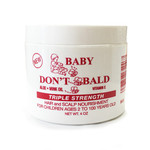 Baby Don't Be Bald Natural Hair & Scalp Nourishment Triple Strength 4 oz