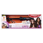 "Red by Kiss Curling Wand 3/4'' to 3/8"" CIW09"
