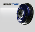 Spec 2007-2009 Shelby GT500 Super Twin SS-Trim Clutch Kit