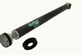 FORD 2011-14 Mustang GT 6-Speed MANUAL 1-Piece Shaft with CV 900HP 3-1/4 Carbon Fiber Driveshaft