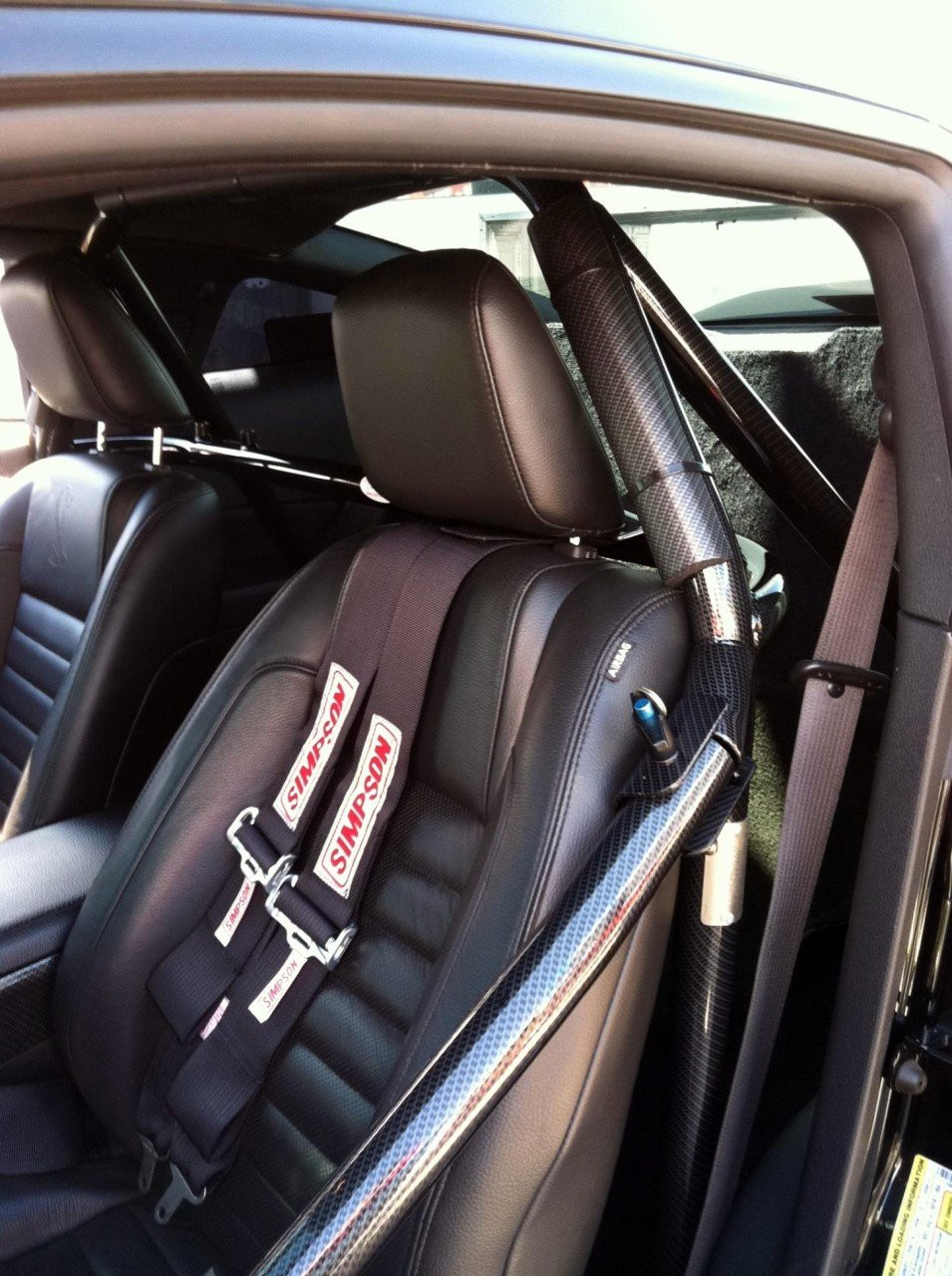 Rpm Rollbar With Fixed 5 Point Revan Racing Inc