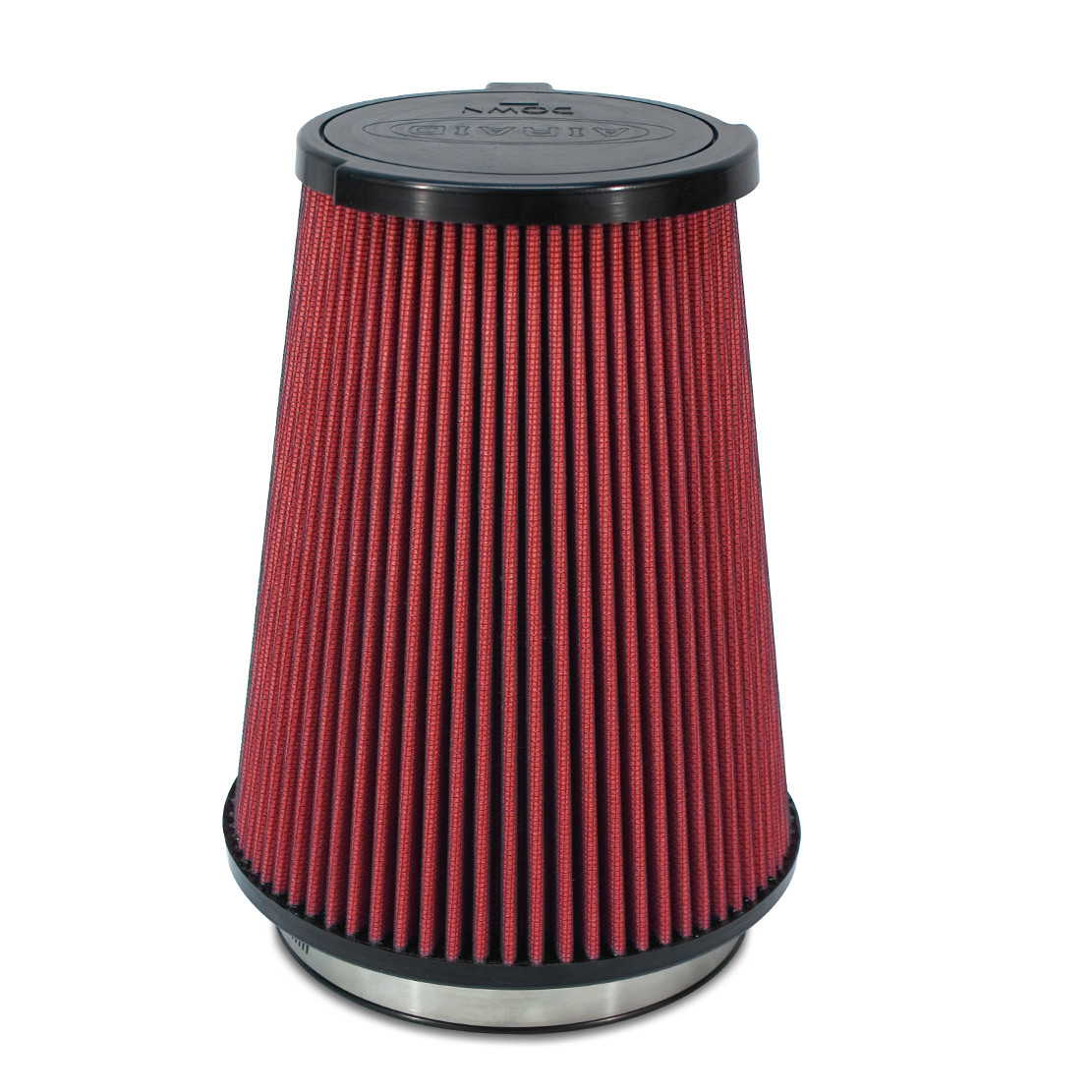 Air Raid Air Filter SynthaMax Non-Oiled Red